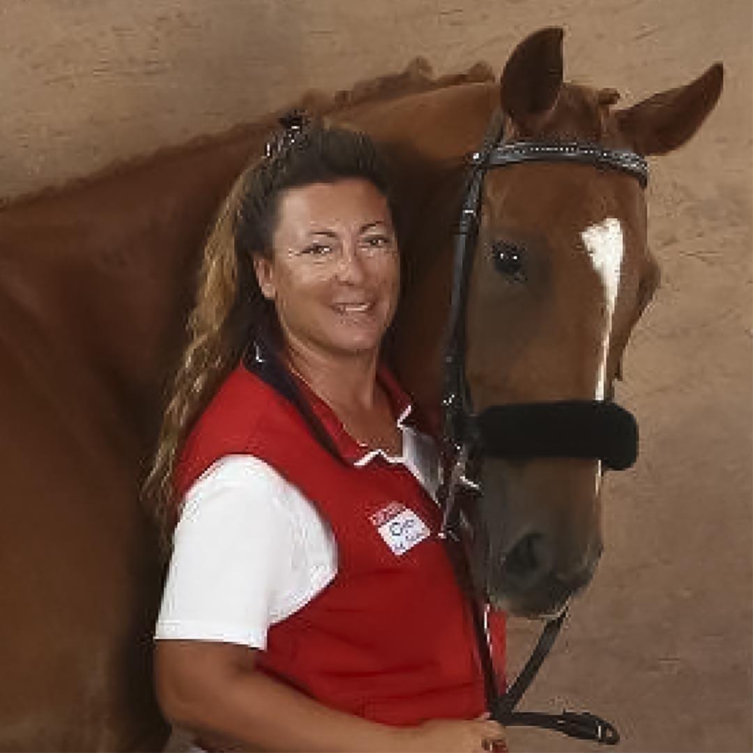 Joanna Lopez - Monitrice poneys